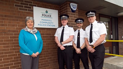 Maghull Community Police Station